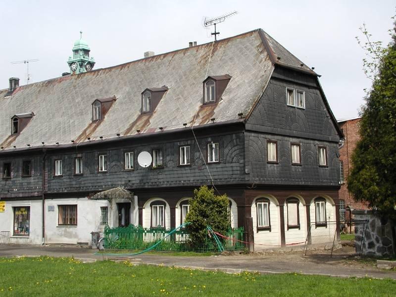 Podstávkový dům - Náměstí č. p. 4