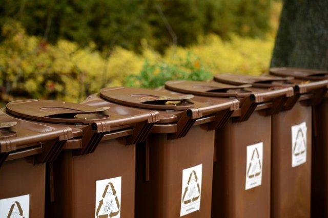 Poslední vývoz bioodpadu v tomto roce