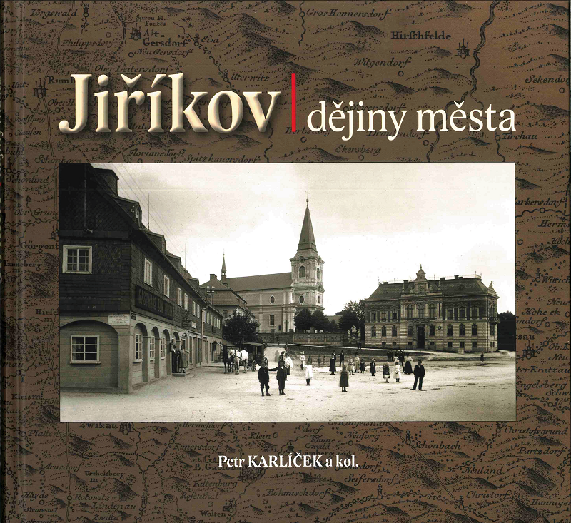 Jiříkov – dějiny města