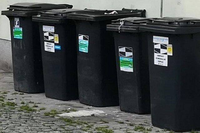 Svoz komunálního odpadu
